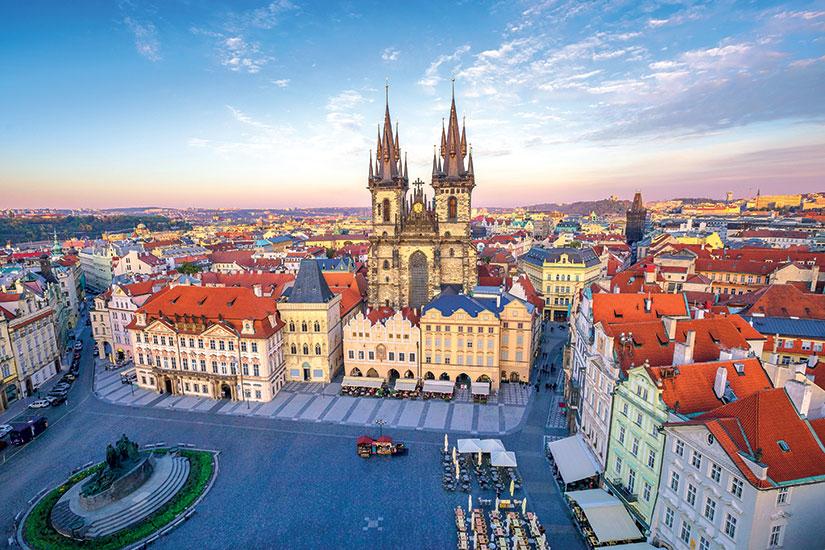 Allemagne - Autriche - Hongrie - Pologne - République Tchèque - Circuit Panoramas d'Europe Centrale