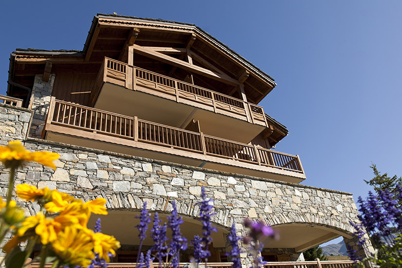 image rosiere residence les cimes blanches 7