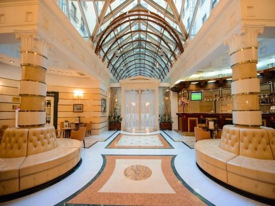 image russie ambassador hall