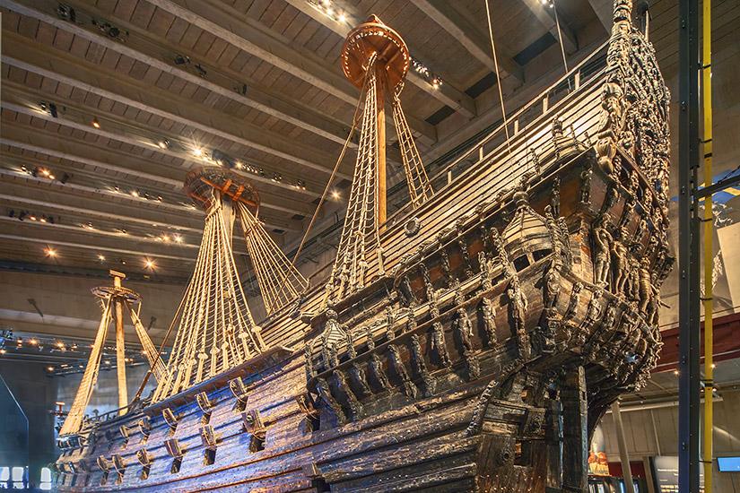image suede stockholm musee vasa as_137208425
