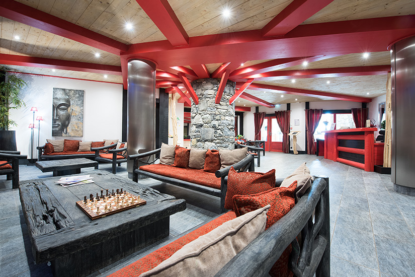 image tignes residence telemark 6