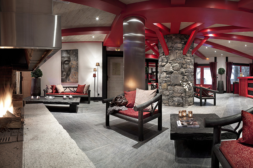 image tignes residence telemark 7