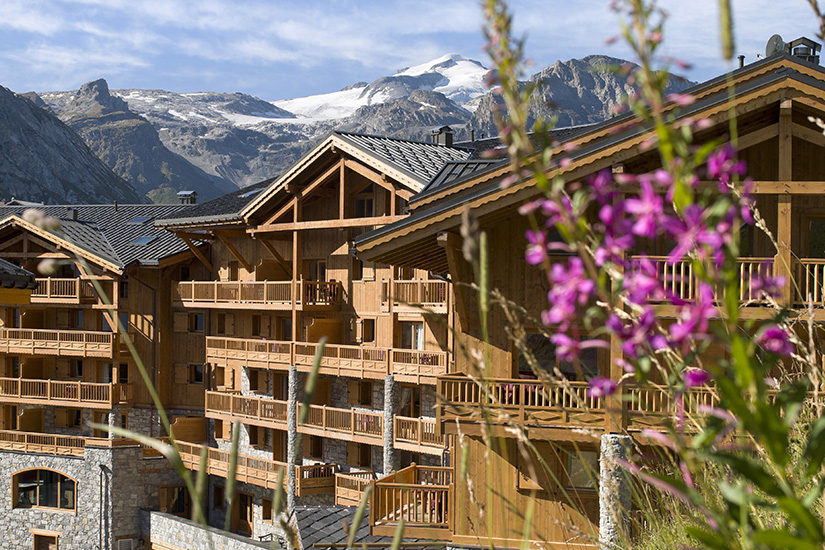image tignes residence telemark 8