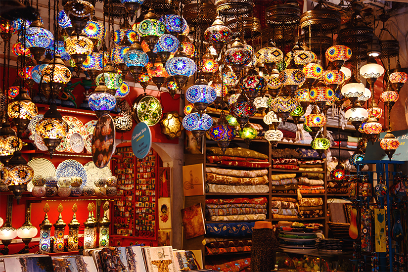 image turquie istanbul grand bazar