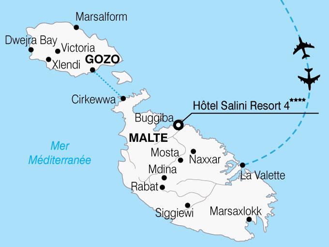 CARTE Malte Hotel Salini Resort  shhiver 323191
