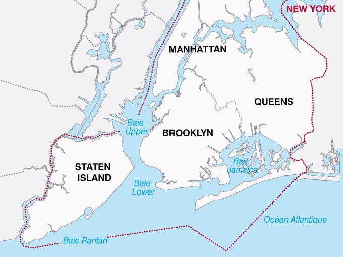 CARTE USA New York  shhiver 565447