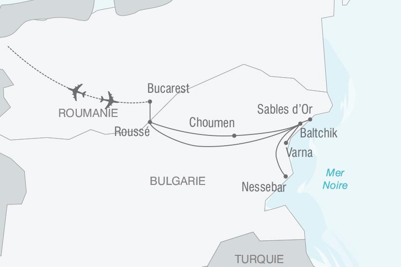 carte Bulgarie Ambiance Bulgare nt 2019_293 479136