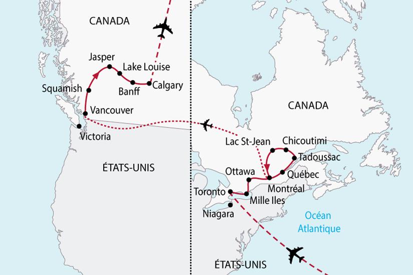 carte Canada GrandTour 359824