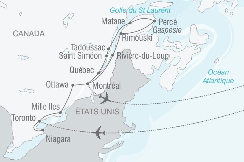 carte Canada de Niagara a la Gaspesie nt 2019_293 636838