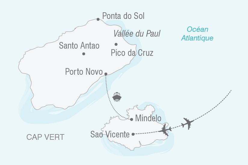 carte Cap Vert Nature et decouverte NT20_341 198042