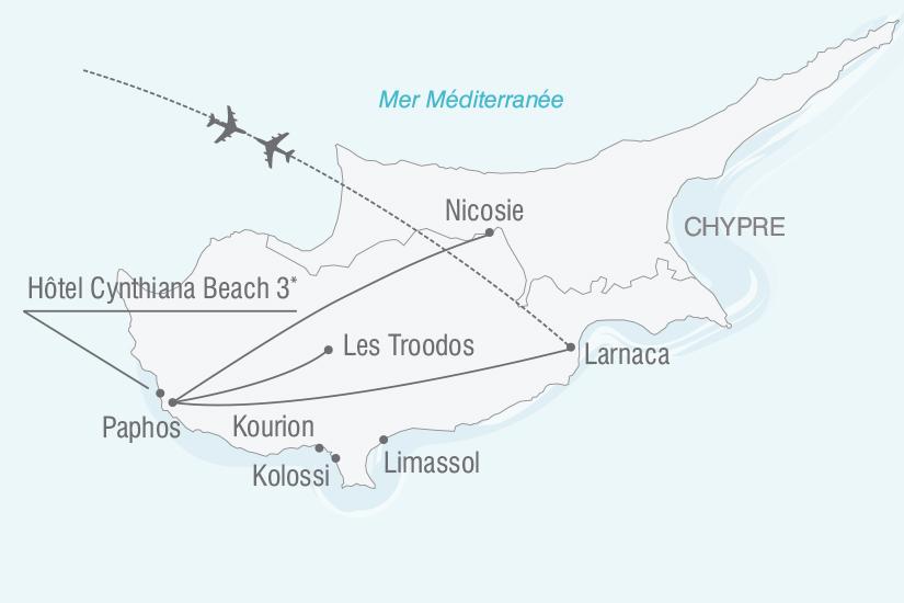 carte Chypre Impressions Chypriotes nt 2019_293 697448