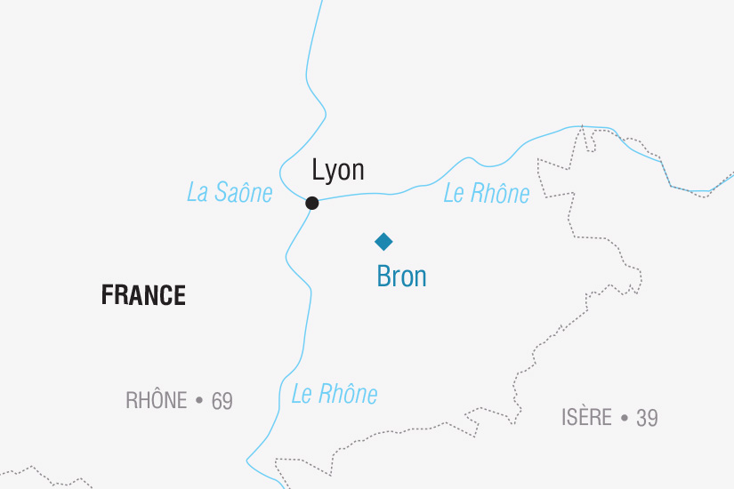 carte France La Fete des Lumieres a Lyon_306 770463