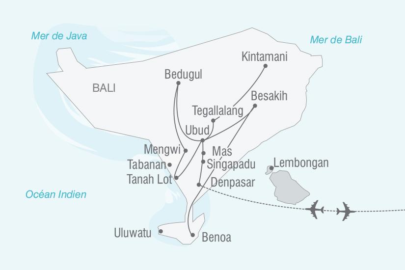carte Indonesie Bali l incontournable nt 2019_293 406217