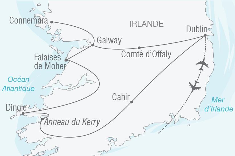 Irlande - Circuit Balade Irlandaise