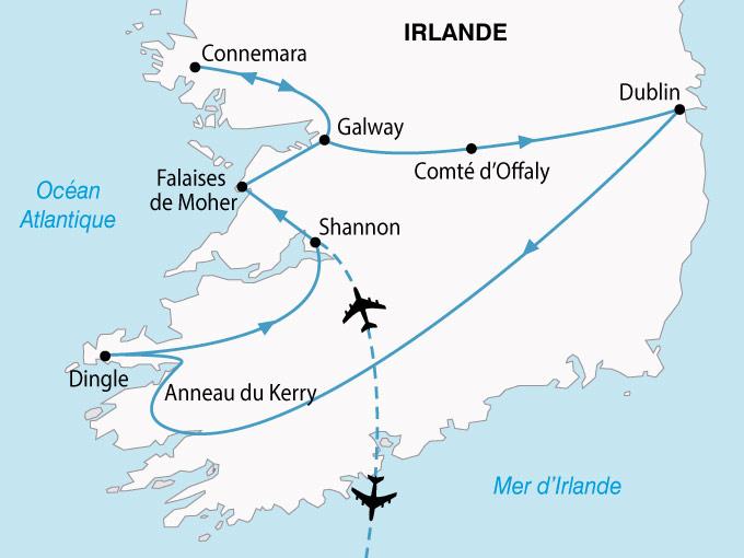 carte Irlande Essentiel 344649