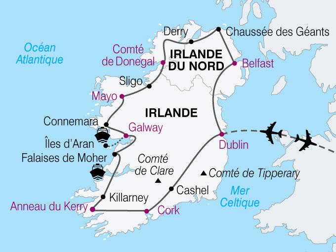 Circuit En Irlande Le Grand Tour De L Ile D Emeraude 12