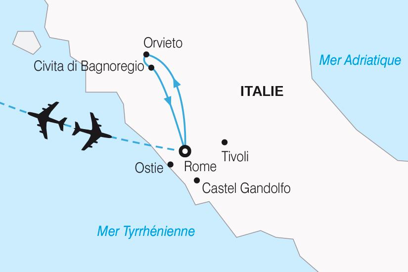 carte Italie Dolce Vita Romaine SH19 20_319 202887
