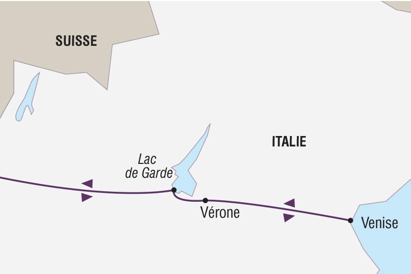 carte Italie Le Carnaval de Venise_306 802628