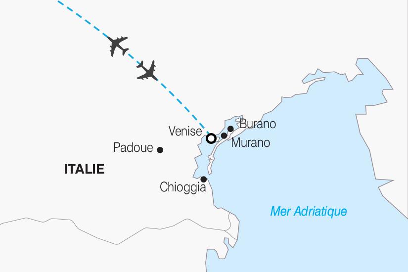 carte Italie Venise et sa lagune 2018_267 487830