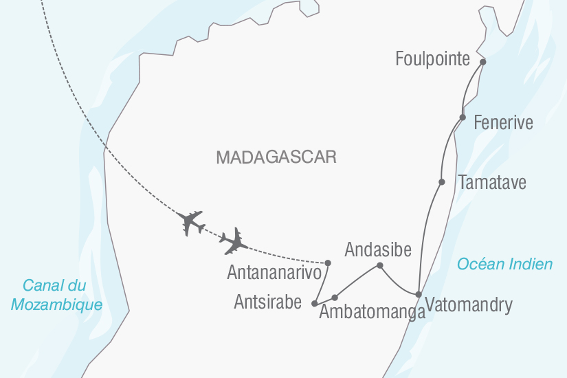 carte Madagascar l ile mosaique nt 2019_293 760085