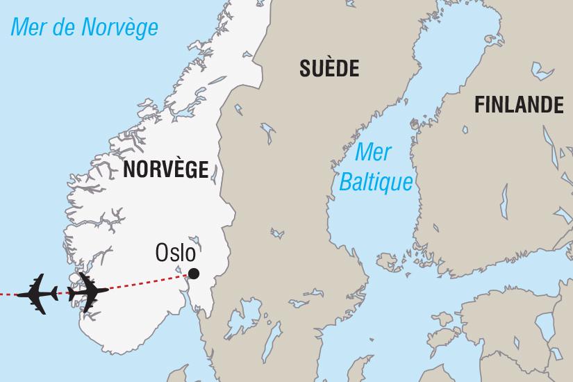 carte Norvege Ambiance de Noel Oslo_348 258832