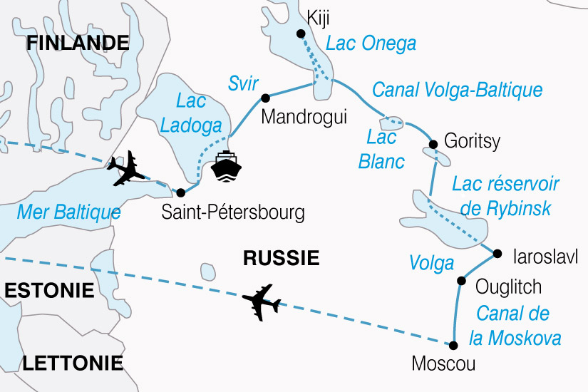 carte Russie Collection Prestige 349883