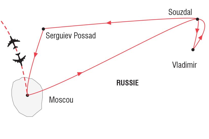 carte Russie Nouvel An Anneau d or_348 318158