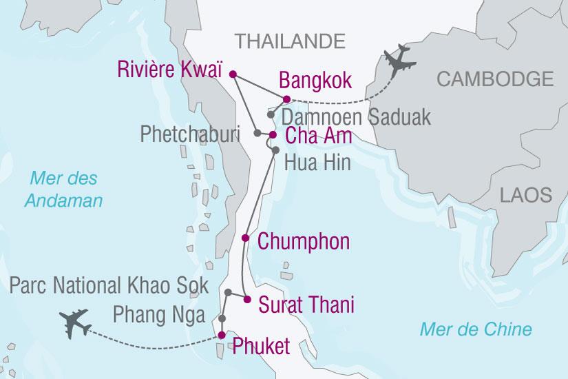 carte Thailande Sud Phuket 313846