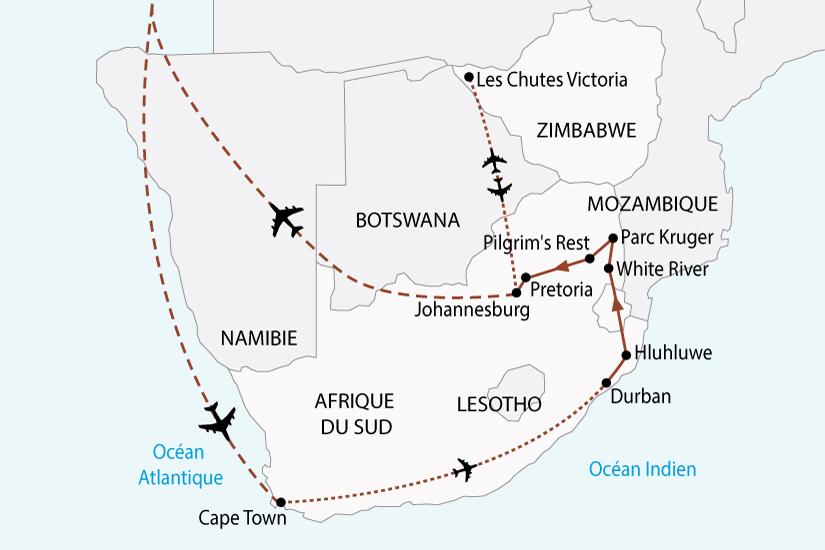carte afrique australe cap bonne esperance chutes victoria sh 2018_236 104957