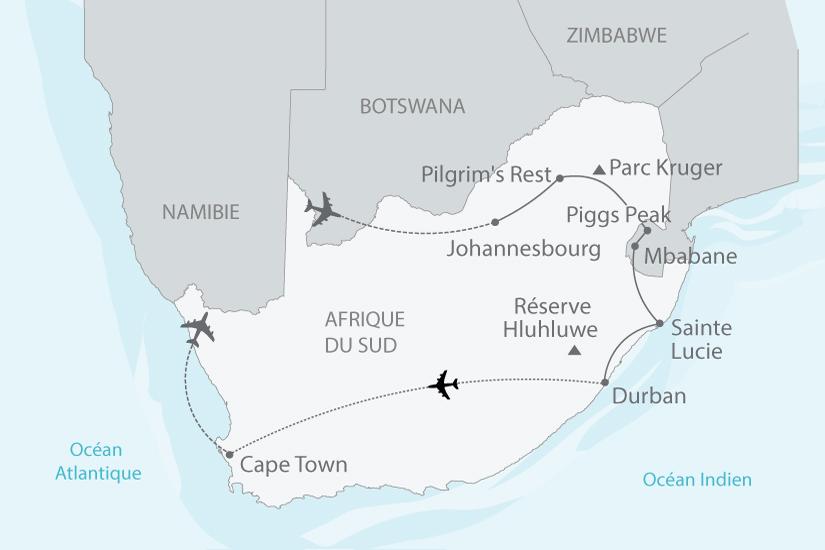 carte afrique sud incomparable nt 2018_238 434012