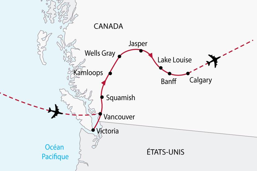 carte canada ouest canadien sh 2018_236 537808