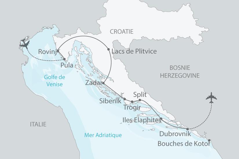 carte croatie grand tour nt 2018_238 239277