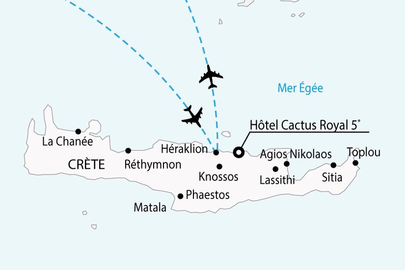 carte grece crete hotel cactus royal sh 2018_236 716008