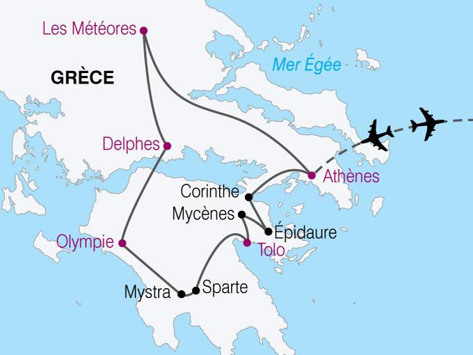 carte grece decouverte grece classique  nthiver 447451