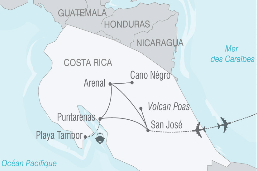 carte guatemala honduras tresors  nthiver 114579