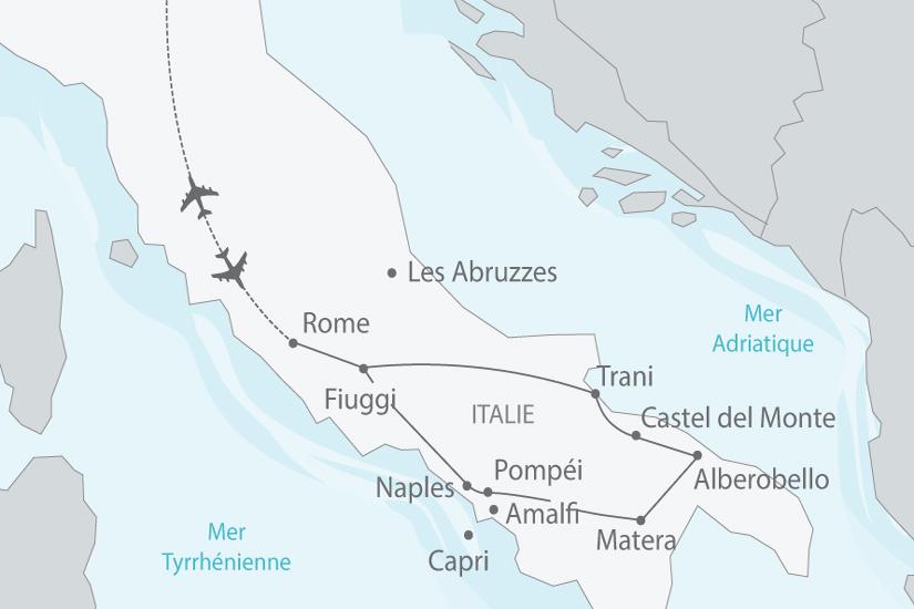 carte italie grand sud italien nt 2018_238 666724