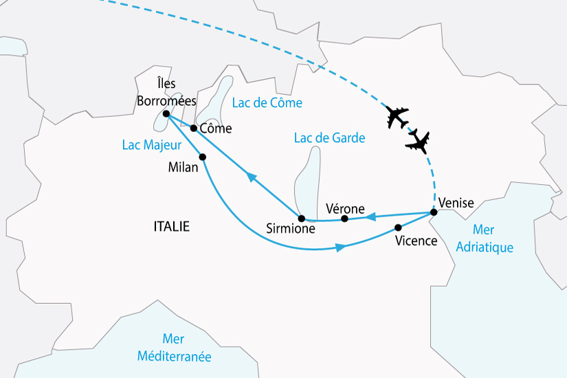 carte italie lac italien venise milan sh 2018_236 166063
