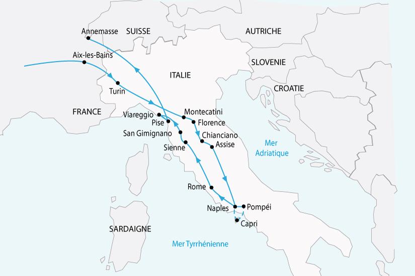 carte italie plus belles villes sh 2018_236 600970