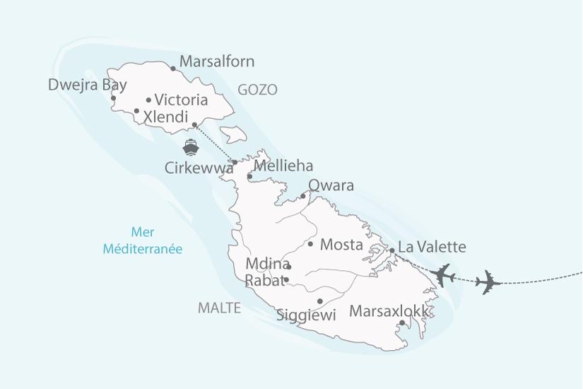 carte malte tresor mediterranee nt 2018_238 571929