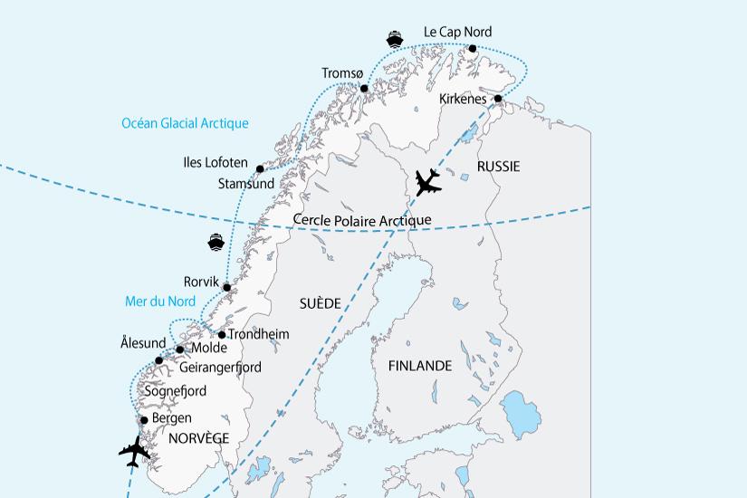 carte norvege les plus beau littoral sh 2018_236 616624