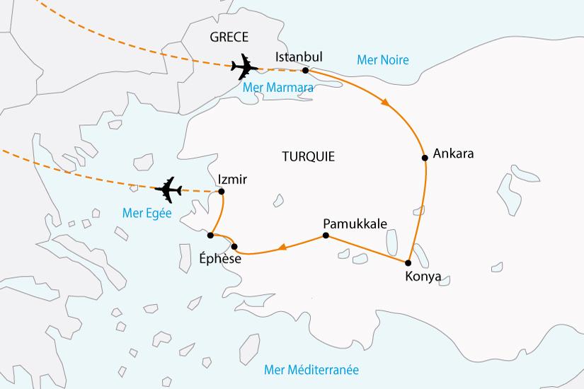 carte turquie splendeurs ottomanes sh 2018_236 804307