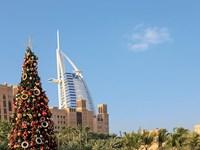 emirats arabes unis dubai nouvel an