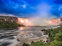 Vignette Hornblower Niagara Cruises