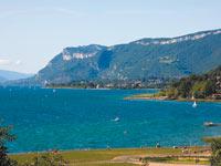 Vignette Le lac Bourget