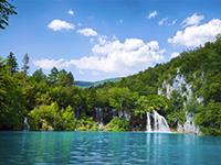 Vignette croatie plitvice lac parc