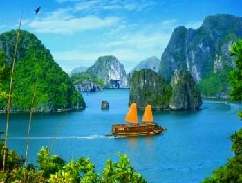 vietnam halong
