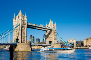 angleterre londres tower bridge  it