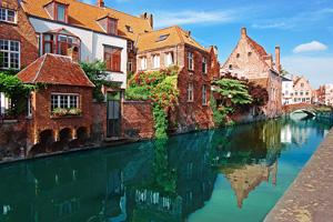 vignette Belgique Bruges