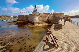 vignette Bretagne Finistere Remparts la ville fermee de Concarneau 90 as_205532503