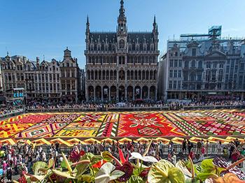 vignette Bruxelles Belgique